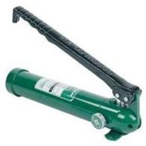 Greenlee 767 Hydraulic Hand Pump