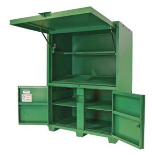 "Greenlee 8060DLX Field Office, 80"" x 42"" x 56"""