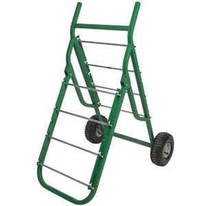 Greenlee 9510 Deluxe A-Frame Mobile Caddy