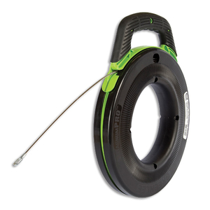 Greenlee FTS438DL-250 Fish Tape with Leader, 250'