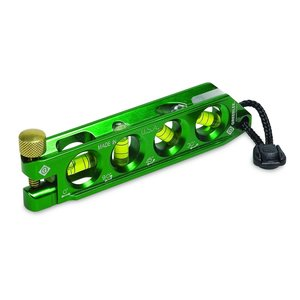 Greenlee L77 Mini Magnetic Bubble Level