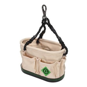 Greenlee UT158-30 22 Pocket Oval Bucket