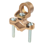 Ground Clamps with Hubs