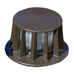 Hadco 1010-H QS 120V BRZ BEACON