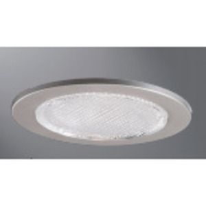 "Halo 951SNS Lensed Showerlight Trim for 4"" Recessed Housings"