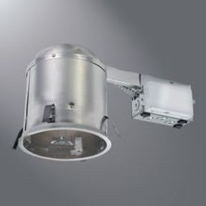 "Halo H271RICAT HALO H271RICAT 18W REMODEL6"" INSULATED CFL RECESSED"