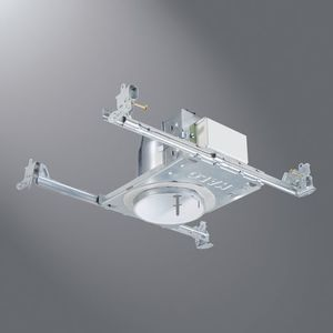 """Halo H471ICAT 4"""" 18W CFL New Construction AIR-TITE IC Housin"""