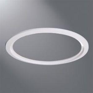"Halo OT500P 6""x7-1/4"" White Polymer Oversized Trim Ring"