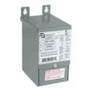 Hammond Power Solutions C1F1C5PES Transformer, Fortress, 1.5KVA, 600VAC Primary, 120/240VAC Secondary