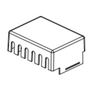Hammond Power Solutions FG5 Finger Guard Kit, For Fused Transformers, 750 - 1500VA