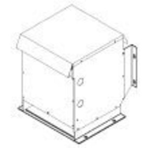 Hammond Power Solutions NH6DP Accy Bottom Drip Plate For Nh6 Enclosure