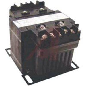 Hammond Power Solutions PH250MQMJ Transformer, Control, 250VA, 240/480 x 120/240, Machine Tool