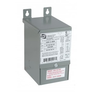 Hammond Power Solutions QC15ERCB Transformer, Buck/Boost, 150VA, 3PH, 120/240 x12/24