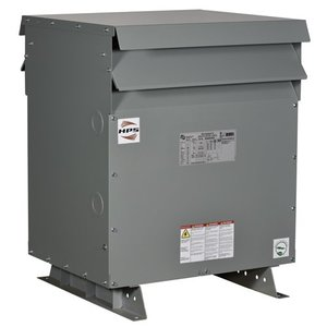 Hammond Power Solutions SG3A0112BK Transformer, Dry Type, NEMA 3R, 208Δ - 480Y/277, 3PH, 112 kVA