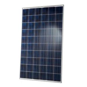 Hanwha Q CELLS Q.PRO-BFR-G3-260 Solar Module, Polycrystalline, 260W, 60 Cells, Black Frame