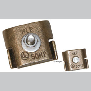 Harger Lightning & Grounding A1BC AL 1 BOLT CONNECTOR