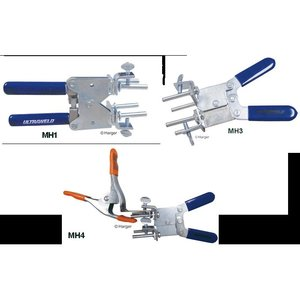 Harger Lightning & Grounding MH1 MOLD HANDLE CLAMP