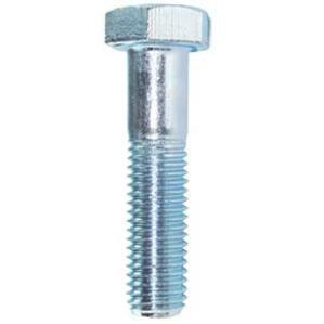 "Harrison & Bonini Fastening Hardware HHMSS-103234 Machine Screw, Hex Head, Stainless Steel, 10-32 x 3/4"""