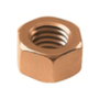 Hex Nuts - Silicon Bronze