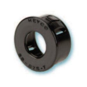 """Heyco 2420 Bushing, Type: Snap-In, Diameter: 2.50"""", Non-Metallic"""