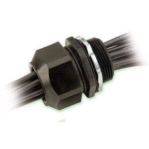 "Heyco M8437GBK-SM Cord Connector, Solar Masthead, 1-1/4"", Liquidtight, Nylon"