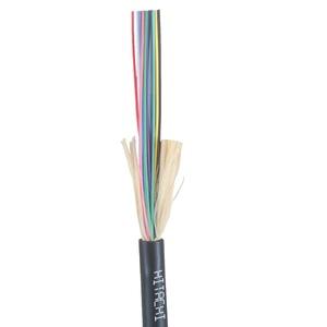Hitachi Cable America 61459-12 SM Fiber, 900M, 12S, Tight Buffer