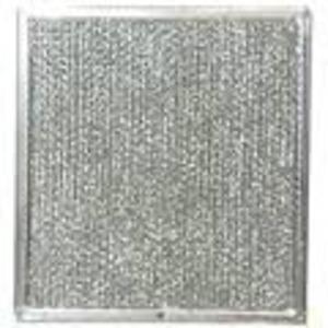 """Hoffman 10100057SP Louver Plate Kit Filter, 11"""" x 10"""" x 1"""", Aluminum"""