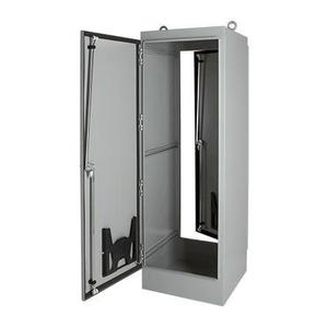 "Hoffman A724818FSDG Disconnect Enclosure, Two Door, Free-Standing, 72 x 48 x 18"""
