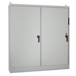 Hoffman A72XM3EQ18FTCLP Simple, heavy-duty and cost-effective, this disconnect enclosure can be ordered with one to six doors to fit a range of applications.