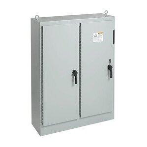 Hoffman A72XM4018FTCLP4 One Door Ty 4 Disc Enc w 3pt