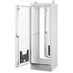 """Hoffman A907224FSD Enclosure, NEMA 12, Free Standing, Two-Door, 90"""" x 72"""" x 24"""", Steel"""