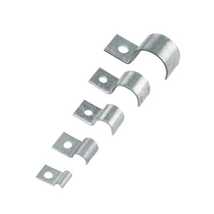 """Hoffman ABCC95 Bonding Cable Clamps, Size: 0.38"""", Steel"""