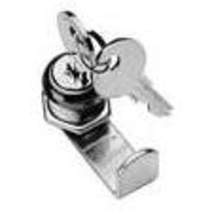 Hoffman AL12AR Cylinder Lock Kit For Type 1 Enclosures and Hinged Cover Pull Boxes