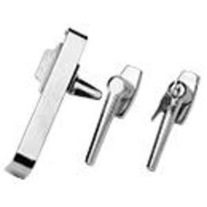 Hoffman AL2DR Latch Kit For 1-Door NEMA 12 Enclosure, Handle Type: Key Locking