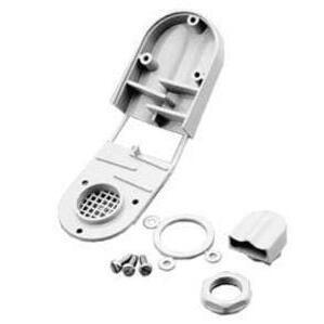 Hoffman ANMV3 Ventilator Kit, For Metallic/Non-Metallic Enclosures, Plastic