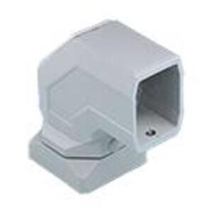 Hoffman CCS2FECLG Flange Elbow Coupling, Pendant Arm, Fits 45 mm x 60 mm, Aluminum