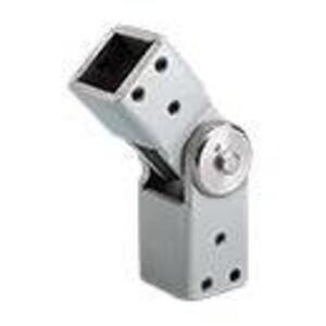 Hoffman CCS8IJRLG Intermediate Joint, Pendant Arm Series, Fits 80 x 80 mm, Steel/Gray