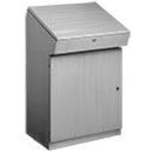 Hoffman CFC482423SS Stainless Console 48.0x24.0x18