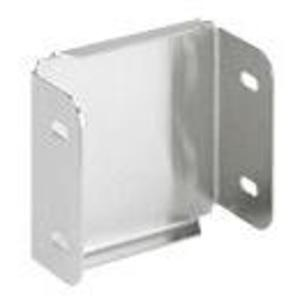 "Hoffman CT44CPSS Closure Plate, 4"" x 4"", Stainless Steel"