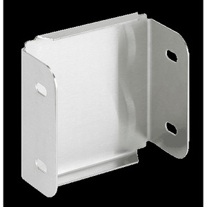 Hoffman CT66CPSS CLOSURE PLATE 6X6