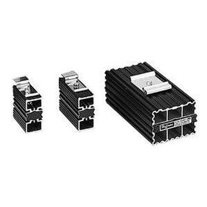Hoffman DAH101 Semiconductor Heater, 10W, 110/120V AC/DC, Black, Plastic