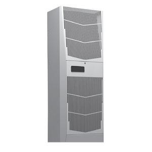 Hoffman G520846G050 Sealed Enclosure Air Conditioner, 3-Phase, 460V, 8800 BTU, Steel