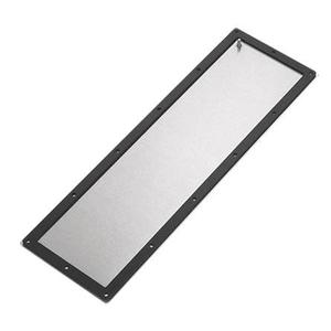 Hoffman GP166SS6 Gland Plate for 16 inch X 6 inch surface