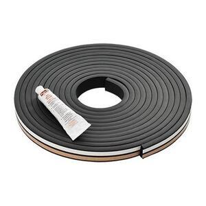 """Hoffman GSKTKITE025 Gasket Kit, Material: EPDM, Size: 0.25 x 0.625"""", Length: 20'"""