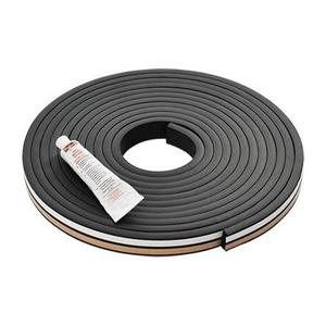 """Hoffman GSKTKITS375 Gasket Kit, Material: Silicone, Size: 0.375 x 1.00"""", Length: 20'"""