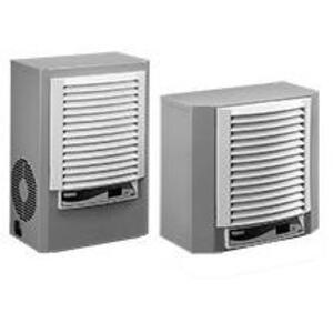 Hoffman M170226G004 Air Conditioner, Side Mount, 220V, 50/60Hz, 1500/1800 BTU