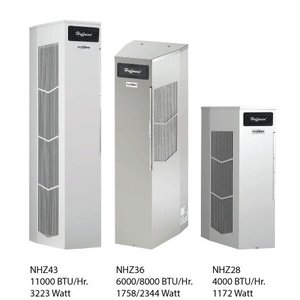Hoffman NHZ360616G400 Engineered specifically for hazardous location cooling.
