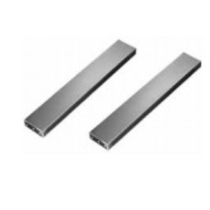 Hoffman PACB4 Support Bracket Kit, For Use With 400 mm Deep Frames, Steel
