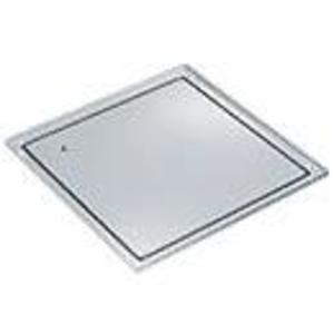 Hoffman PB045 Cover, Solid Bottom, Fits 400x500 Frame, 16 Gauge Steel, Light Gray