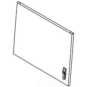 Hoffman PDS46GLD SOLID DOOR UPPER FRONT